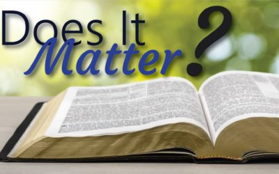 Does It Matter If Kids Know Bible Studies?