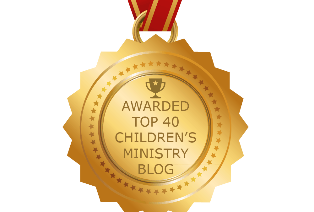 Top 40 Children's Blog on FeedSpot