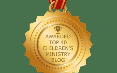 Top 40 Children's Blog on FeedSpot