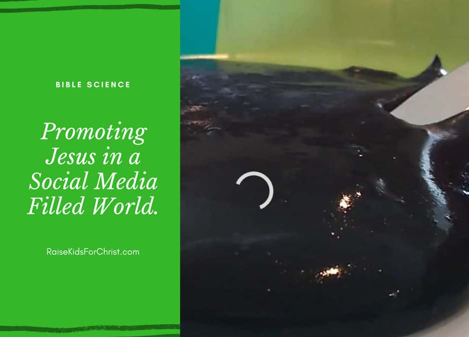 Promoting Jesus in a Social Media World