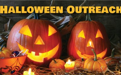 Halloween and God: An Opportunity for Outreach