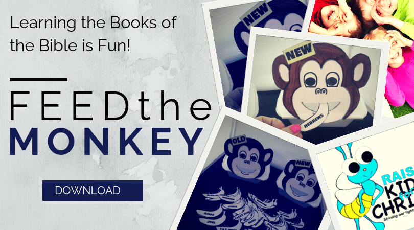 Feed the Monkey (Learn Books of the Bible)