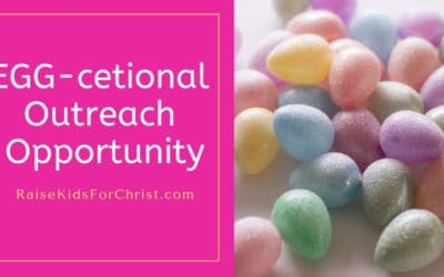 Egg-ceptional Outreach Opportunity