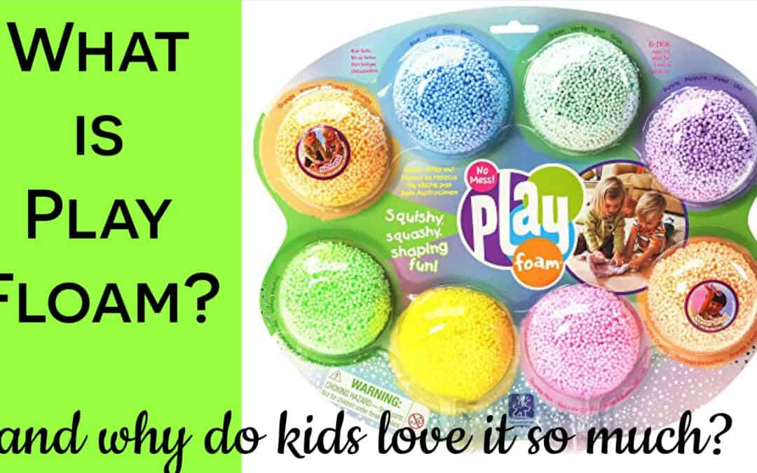 What is Play Floam?