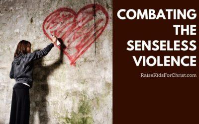 Combat the Senseless Violence
