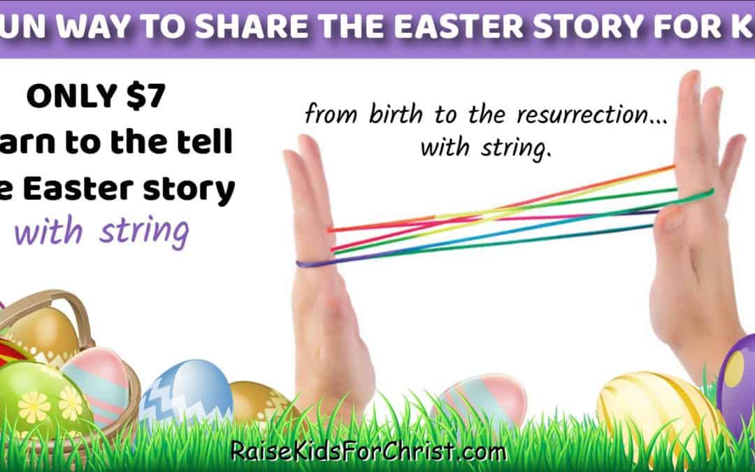 Sharing the Easter Story